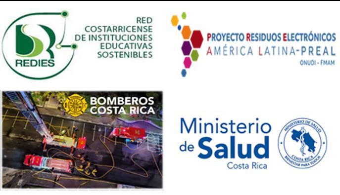 La Red Costarricense de Instituciones Educativas Sostenibles (REDIES) avala dos nuevas alianzas con instituciones de este país